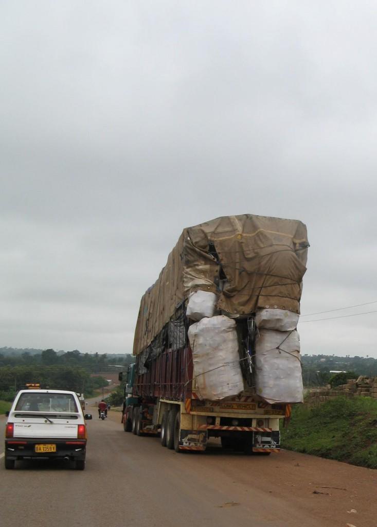 Biler i Ghana